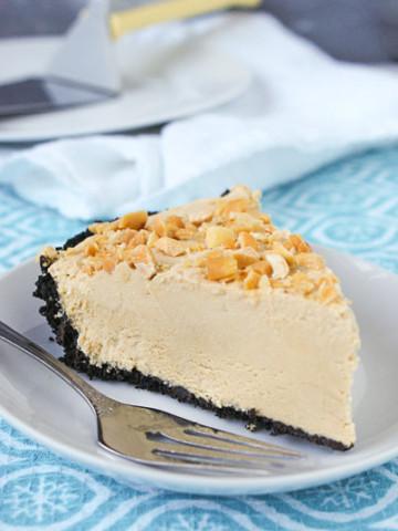 Peanut Butter Pie | PiperCooks