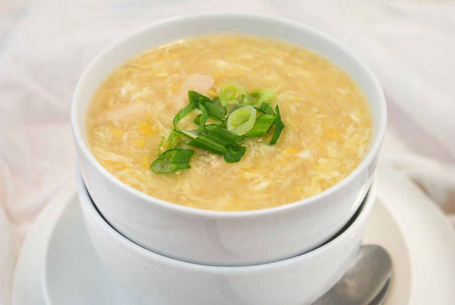 Egg Drop Soup Dinner Recipe -PiperCooks