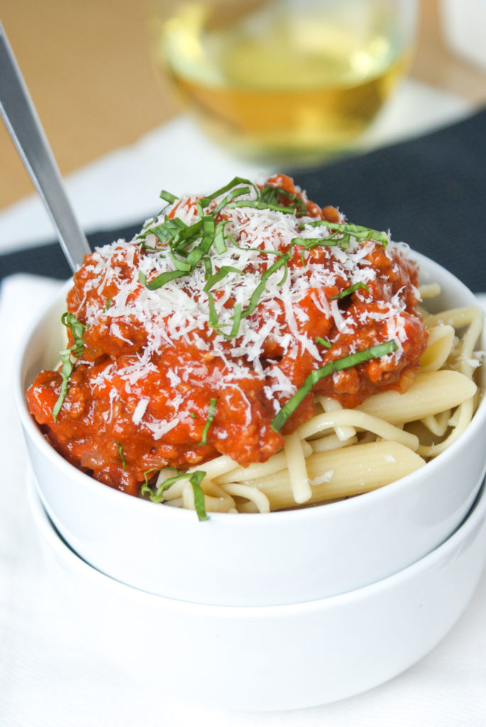 Bolognese Style Pasta Sauce | PiperCooks