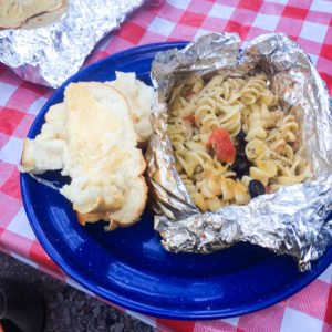 Campfire Pasta - Friday Favorites - PiperCooks