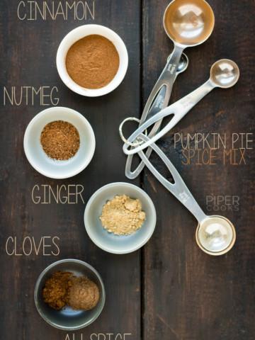 Pumpkin Pie Spice Mix PiperCooks