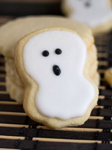 Halloween Sugar Cookies | PiperCooks