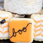 Halloween Sugar Cookies | PiperCooks