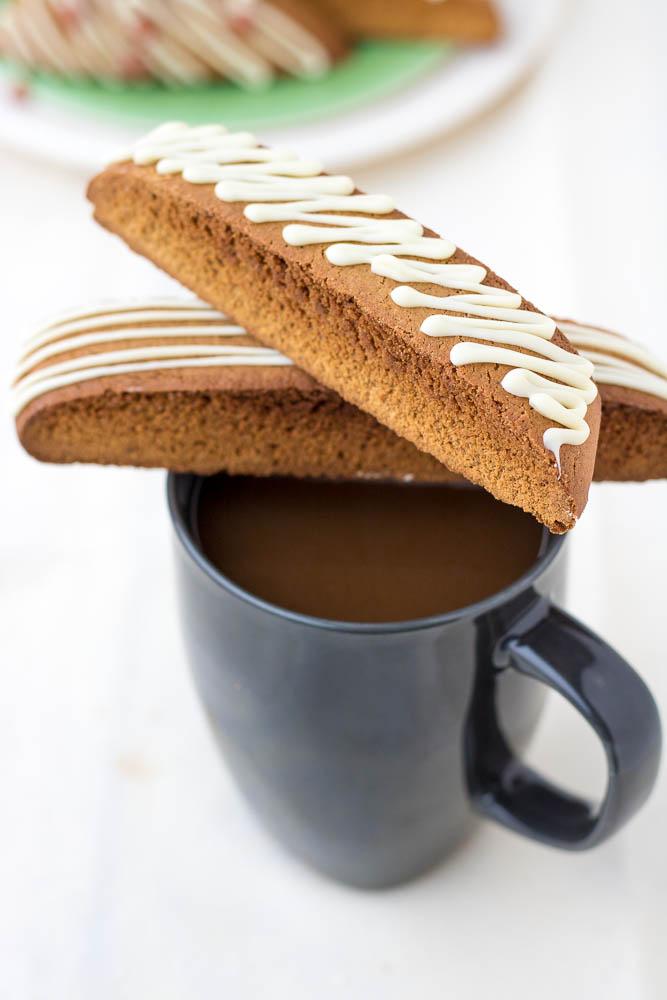 Gingerbread Biscotti Recipe PiperCooks