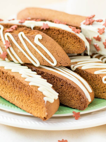 Gingerbread Biscotti Recipe PiperCooks