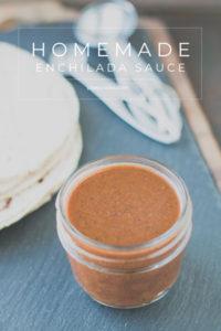 Homemade Enchilada Sauce | Pipercooks