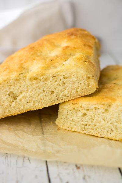 Quick and Easy Focaccia Bread  - PiperCooks