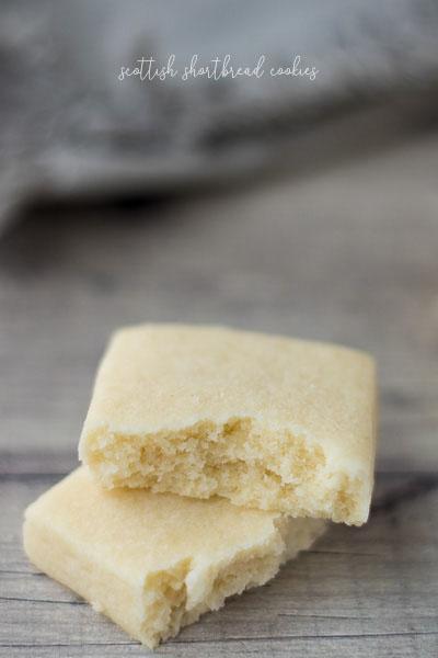 Scottish Shortbread Cookies – PiperCooks