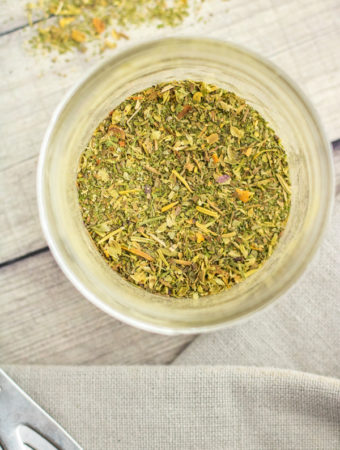 Italian Seasoning Spice Mix - PiperCooks