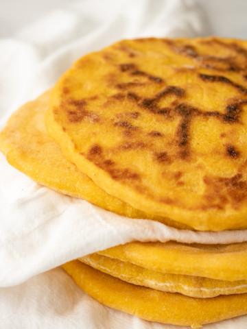 Sweet Potato Flatbread - PiperCooks