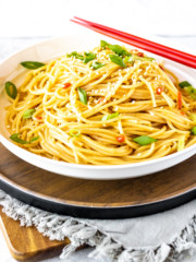 Sesame Noodles - PiperCooks