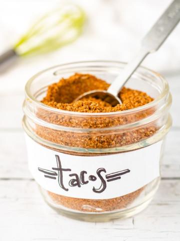 Homemade Taco Seasoning | Pipercooks