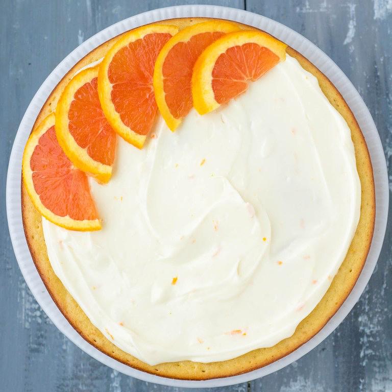 Cara Cara Orange Cake | Pipercooks