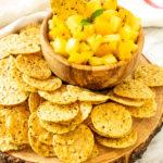 Pineapple Mango Salsa   PiperCooks