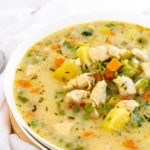 Chicken Pot Pie Soup | PiperCooks