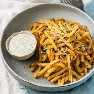 noodles in a bowl