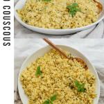 Pesto Couscous