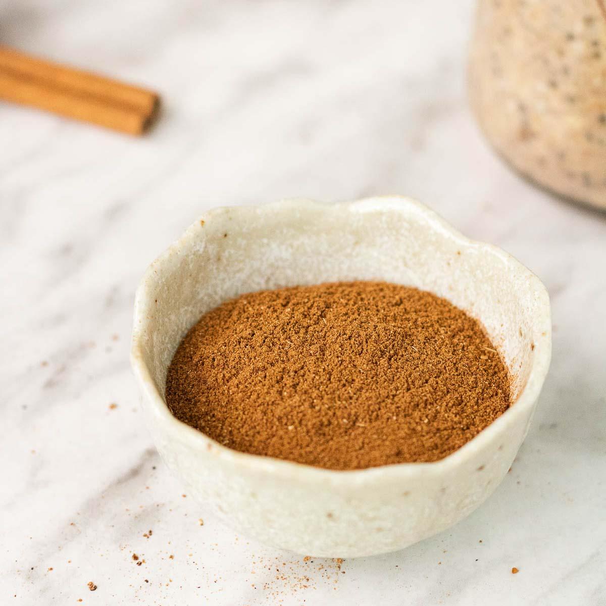 a spice blend in a bowl